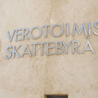 Skattebyrån i Borgå.
