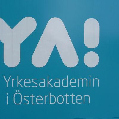 Bilden föreställer yrkeskademins logo.