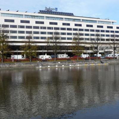 åbo, aura å, hotell, marina palace, marina palace i åbo, hotell i åbo