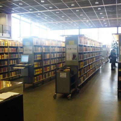 borgå huvudbibliotek