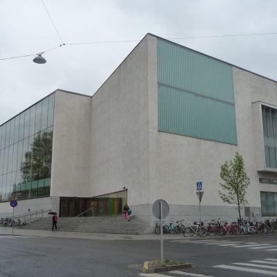 Huvudbiblioteket i Åbo.