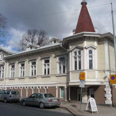 Lasarettsgatans daghem i Åbo