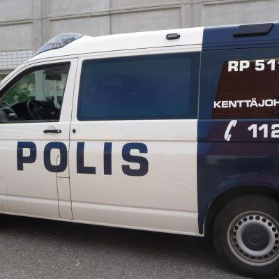 Ledningsbilen i Vasa.