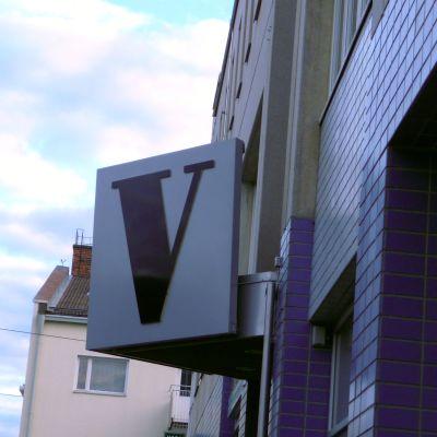Utanför Vasabladets kontor