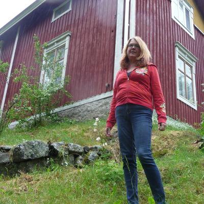 Carola Backholm