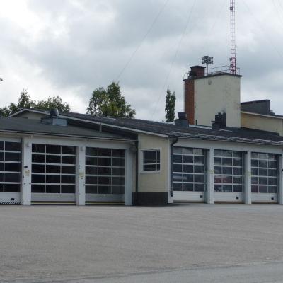 Brandstationen i Karleby