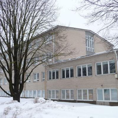 Sarlinska skolan.