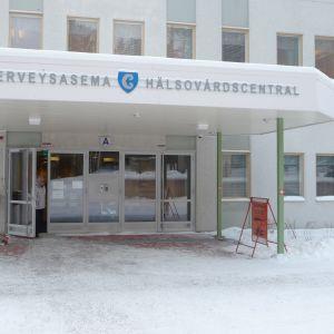 Näse hälsovårdscentral vid Askolins väg.