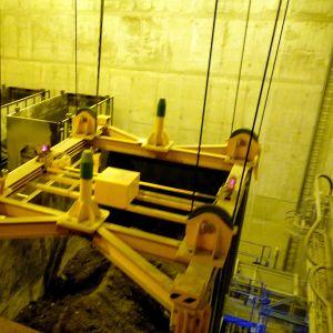 Westenergys automatiserade askhanteringsssytem
