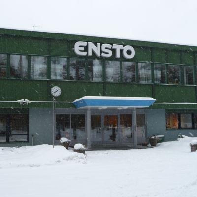 Enstos fabrik i Borgå