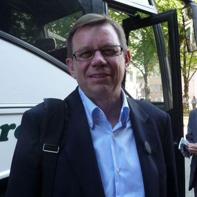 Olav Jern, landskapsdirektör i Österbotten