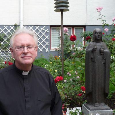 Biskop Teemu Sippo i Katolska kyrkan i Finland