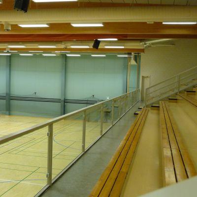 idrotts- och ungdomsgård