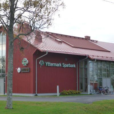 Yttermark sparbanks huvudkontor