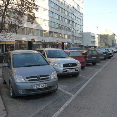 Tureborgsgatan i Åbo