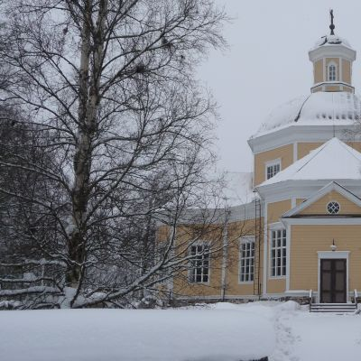 Nedervetil kyrka