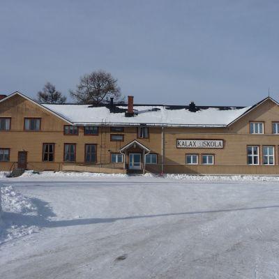 Kalax skola i Närpes.