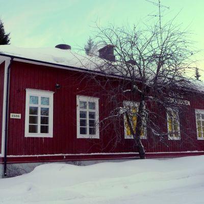 Odd Inn, före detta Söderuddens skola.