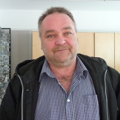 Peter Nygård (C) riksdagskandidat