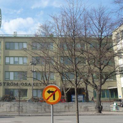 WSOY-huset i Borgå