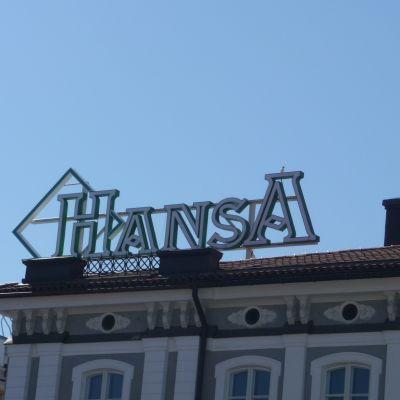 Hansa kvarteret  i Åbo
