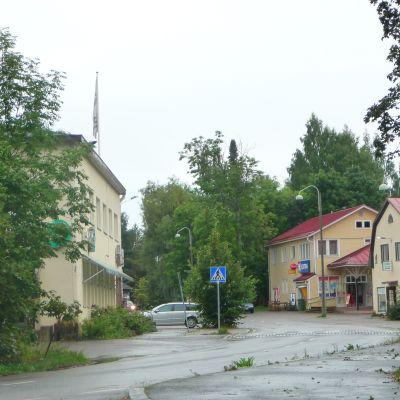 lappträsk kyrkby
