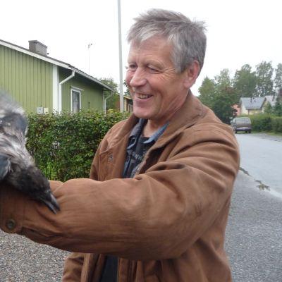 Djurskyddsrådgivare Markku Harju