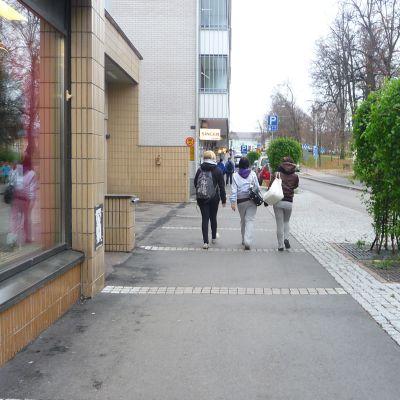 Ungdomar i Borgå
