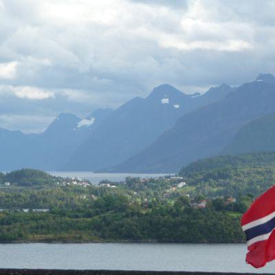 Hjorunfjorden