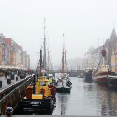 Nyhavn hör till Köpenhamns mest kännspaka områden