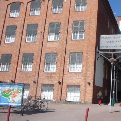 Vasa universitets Fabriikki.