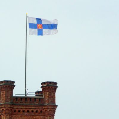 Finlands statsflagga