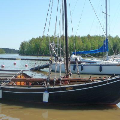 båtbrygga i hammars i borgå