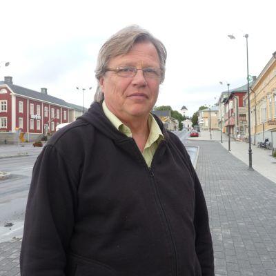 Kriminalkommissarie Risto Nyholm