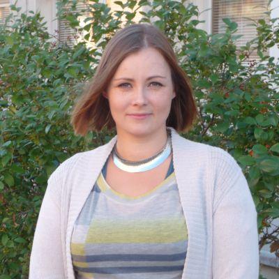 Magdalena Lindroos.