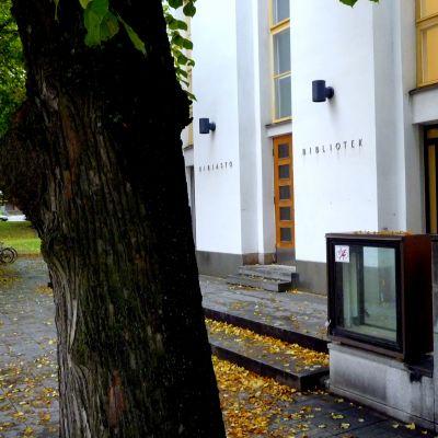 Vasa stadsbibliotek.