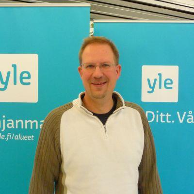 Rune Lindblom jobbade som missionär i Israel i två år.