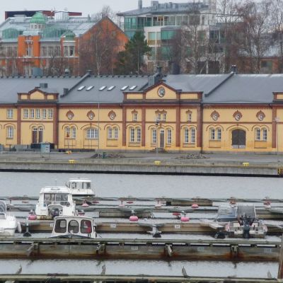 Kuntsis museum för modern konst i Vasa