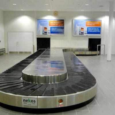 Transportband för bagage