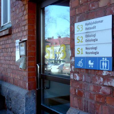 Onkologiska kliniken vid Vasa centralsjukhus