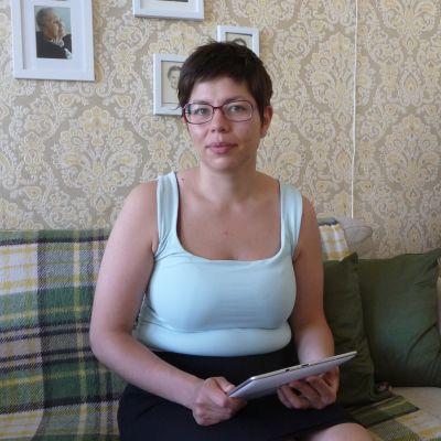 Anna Sundsbacks e-postkonto blev kapat.