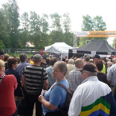 Portarna öppnas till Farmari 2013 i Seinäjoki