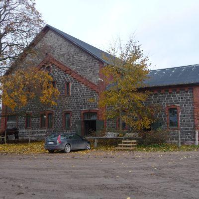 Näse gård i Bjärnå