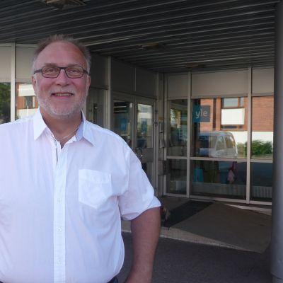 Operasångare Björn Blomqvist