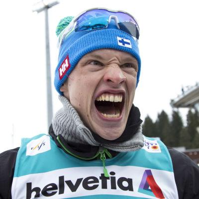 Iivo Niskanen, VM 2017.