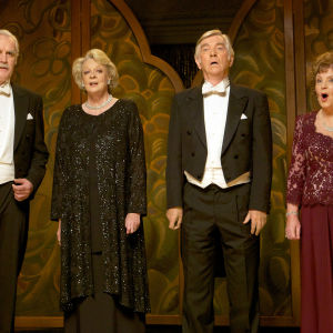 Wilf Bond (Billy Connolly), Jean Horton (Maggie Smith), Reginald Paget (Tom Courtenay) ja Cissy Robson (Pauline Collins)