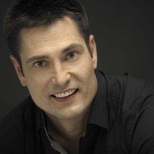 Vuoden 2016 tangolaulukilpailun tuomari Tomi Markkola.