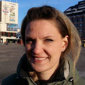 Mikaela Sundqvist.