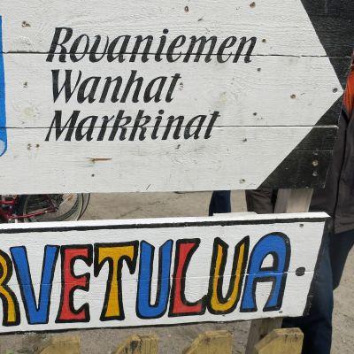Rovanimen Wanhat Markkinat