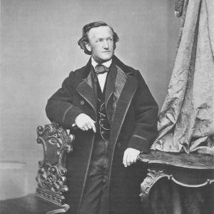 Säveltäjä Richard Wagner